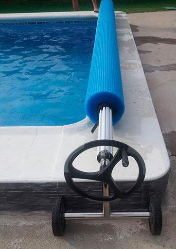 Fabricacion e instalacion de lonas de piscinas en fuenlabrada - Parches para piscinas de lona ...