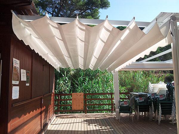 Fabricacion e instalacion de toldos en fuenlabrada madrid for Vivero fuenlabrada