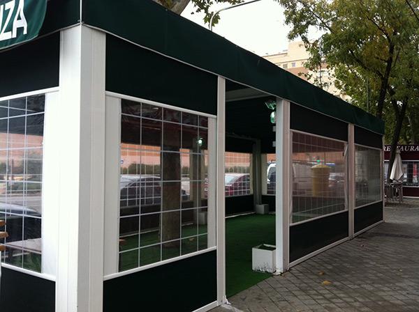 Fabricacion e instalacion de toldos en madrid - Toldo de terraza ...